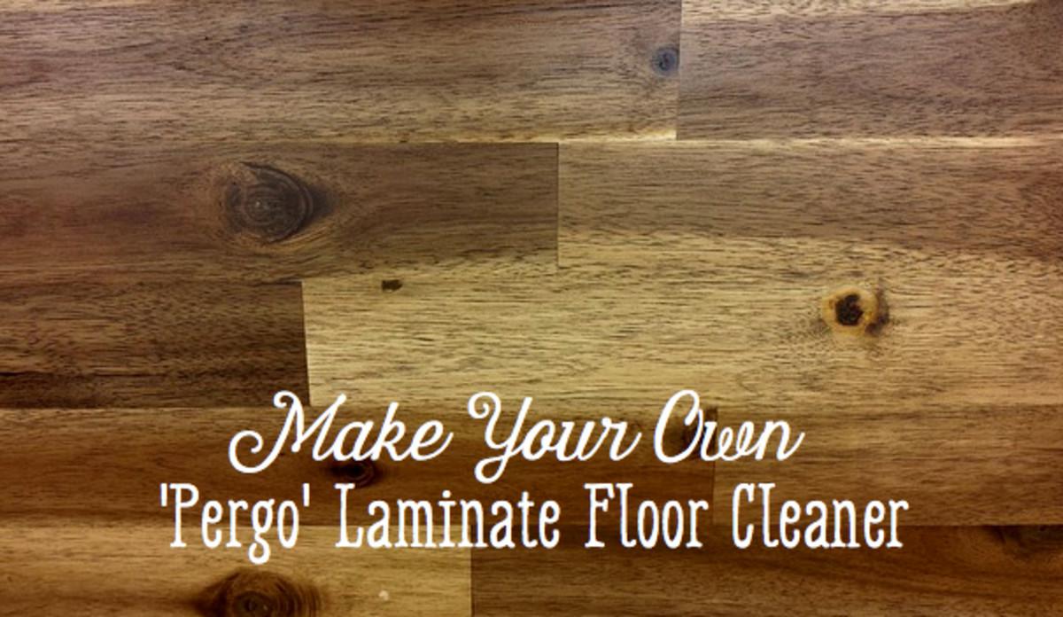 How To Make Diy Pergo Laminate Floor Cleaner Dengarden