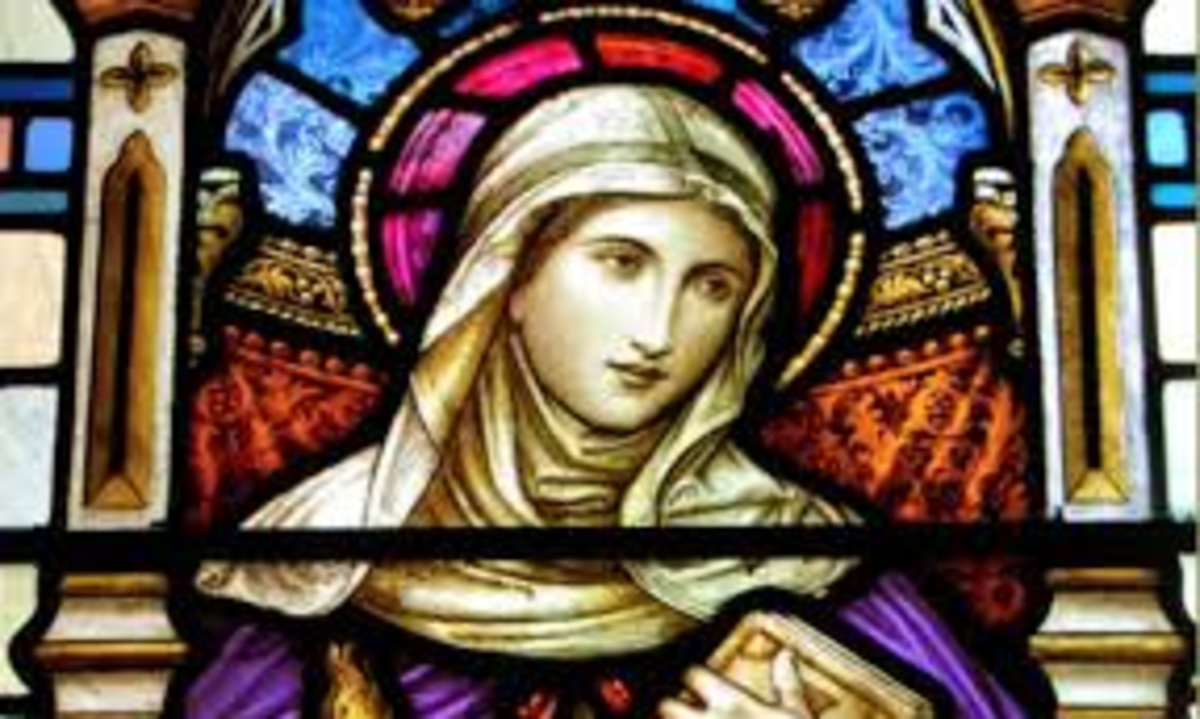 Brigid: Celtic Goddess and Catholic Saint
