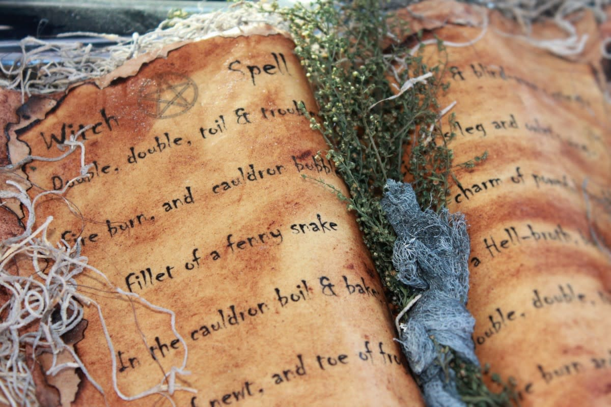 Effective spells are important in Witchcraft. You can try to cast a spell to become a mermaid, but odds are, it probably won't work.
