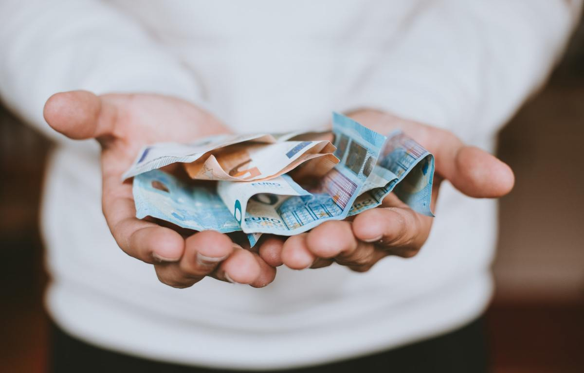 Manifest as much money as you desire!