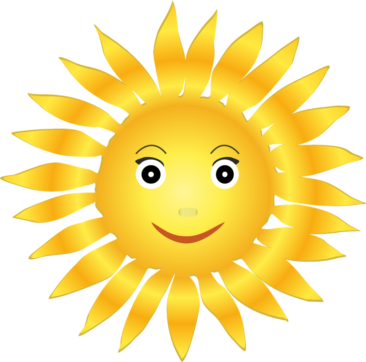 I chose this sun because it looks like a lady's face. While the sun is often associated with masculine energies in modern times, many ancient cultures saw the sun as feminine, or a combination of both energies.