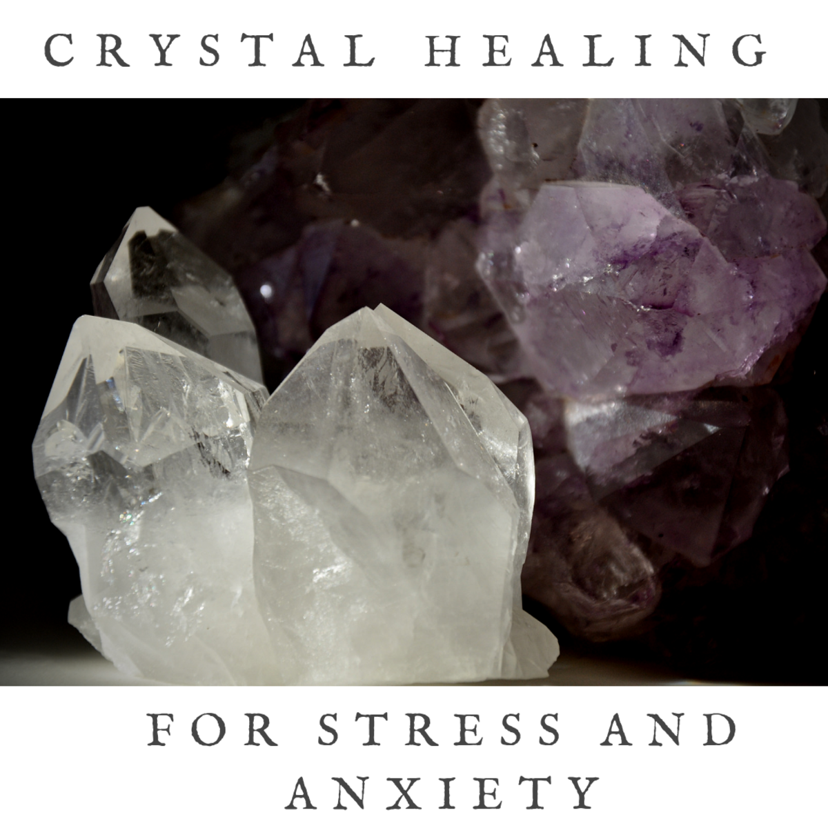 10 Healing Crystals and Stones to Ease Stress and Anxiety