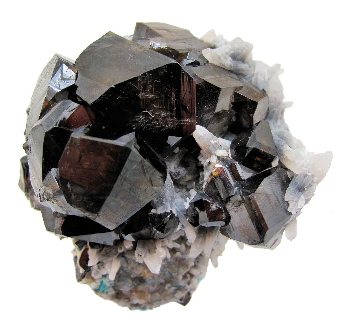 Cassiterite can help heal fear of disapproval, prejudice, rejection and abandonment.