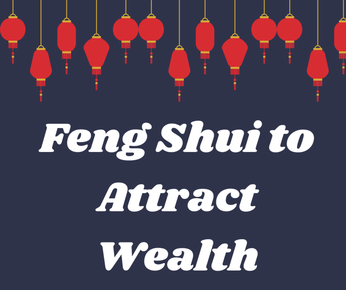 Read on to learn how to use Feng Shui to attract wealth.