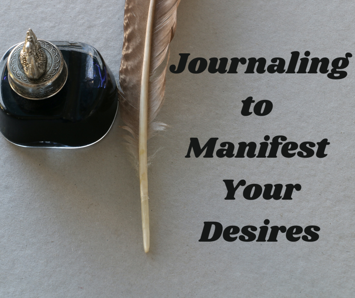 Read on to learn how journaling can help you manifest your desires.