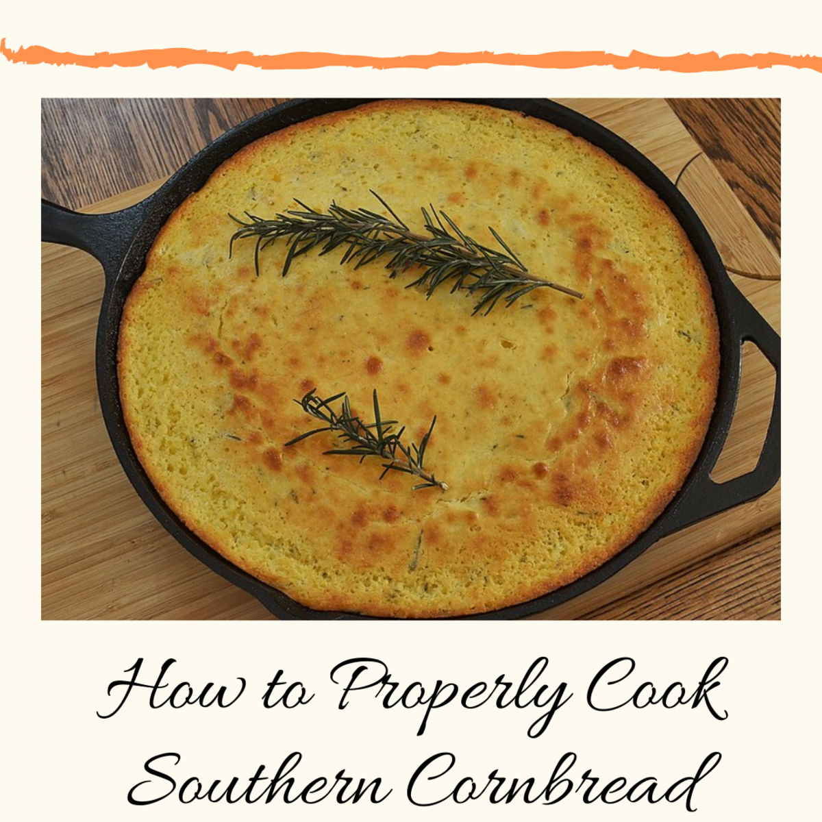 Your whole family will love this great southern cornbread recipe.
