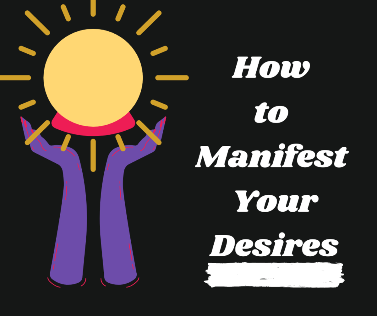How to Easily Manifest Your Desires Using the Neville Goddard Technique