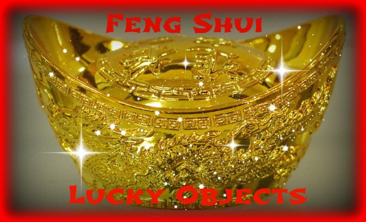 Feng Shui Lucky Objects