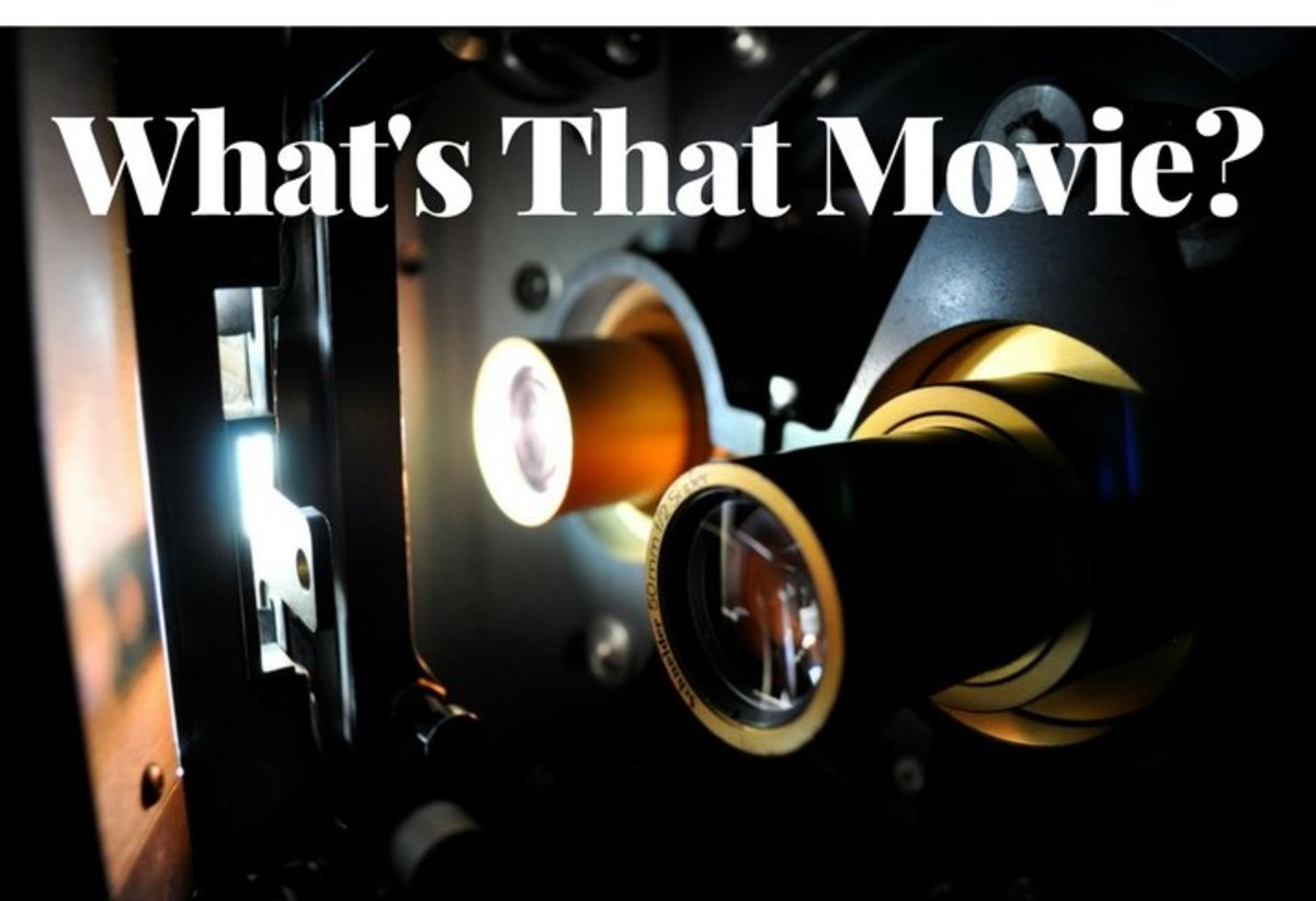 What's That Movie? | ReelRundown