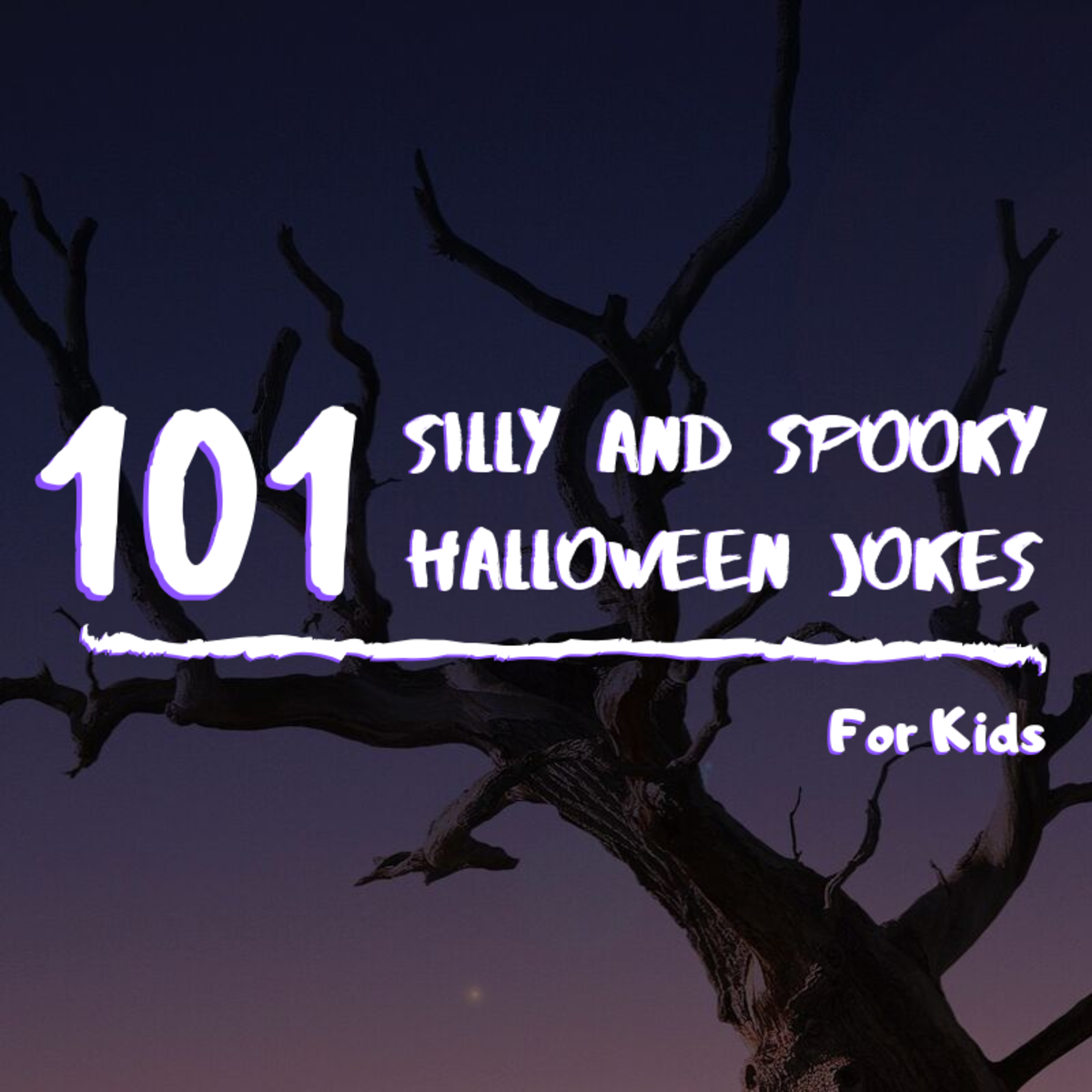 101 Silly Halloween One-Liners and Jokes for Kids