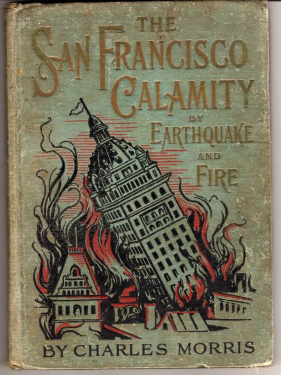 Historic California Earthquakes in Long Beach and San Francisco