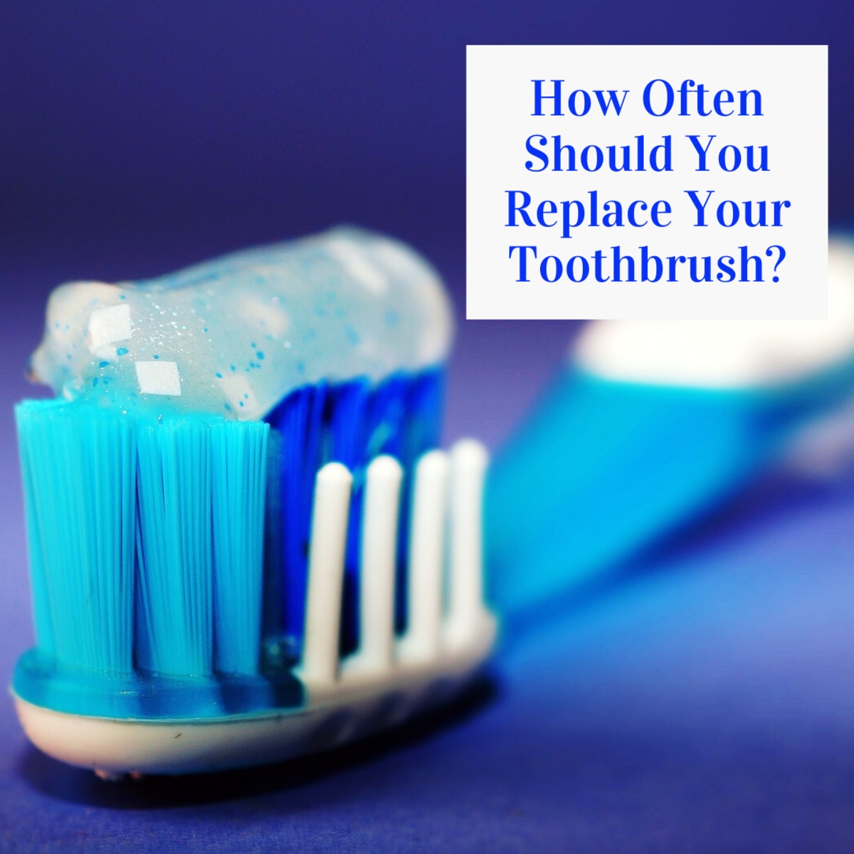 This guide will help you determine how often you should think about replacing your toothbrush.