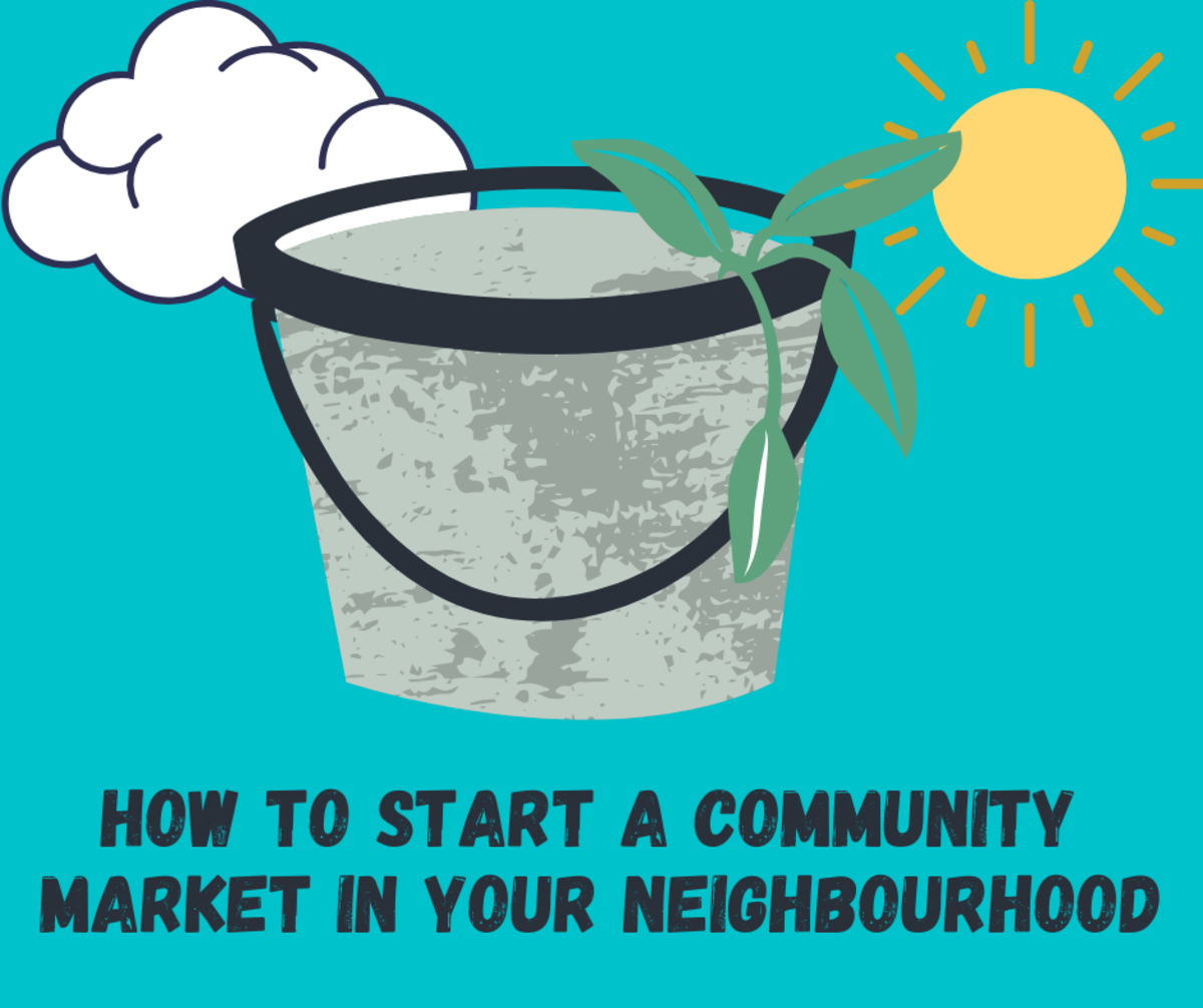 It's easier than you'd think to get a market started. Read on to learn the tips and tricks.