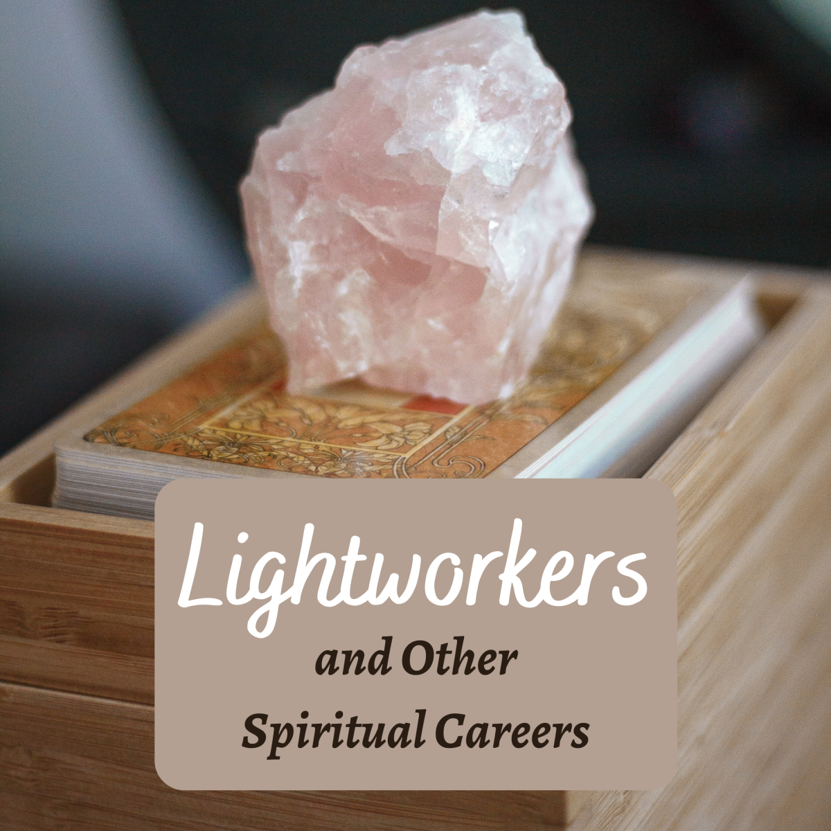 Discover how to turn your passion into a spiritually based profession.
