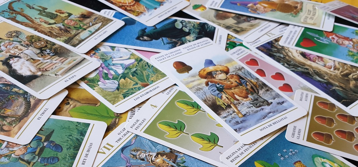 Reading Tarot for Yourself: Your Questions Answered