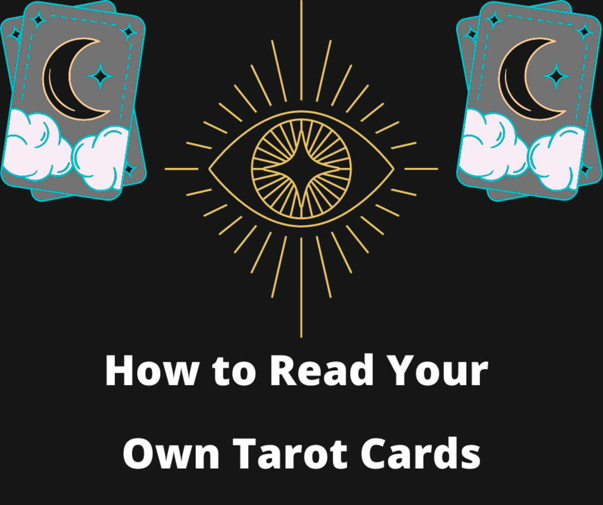 Learn how to read your own tarot cards.
