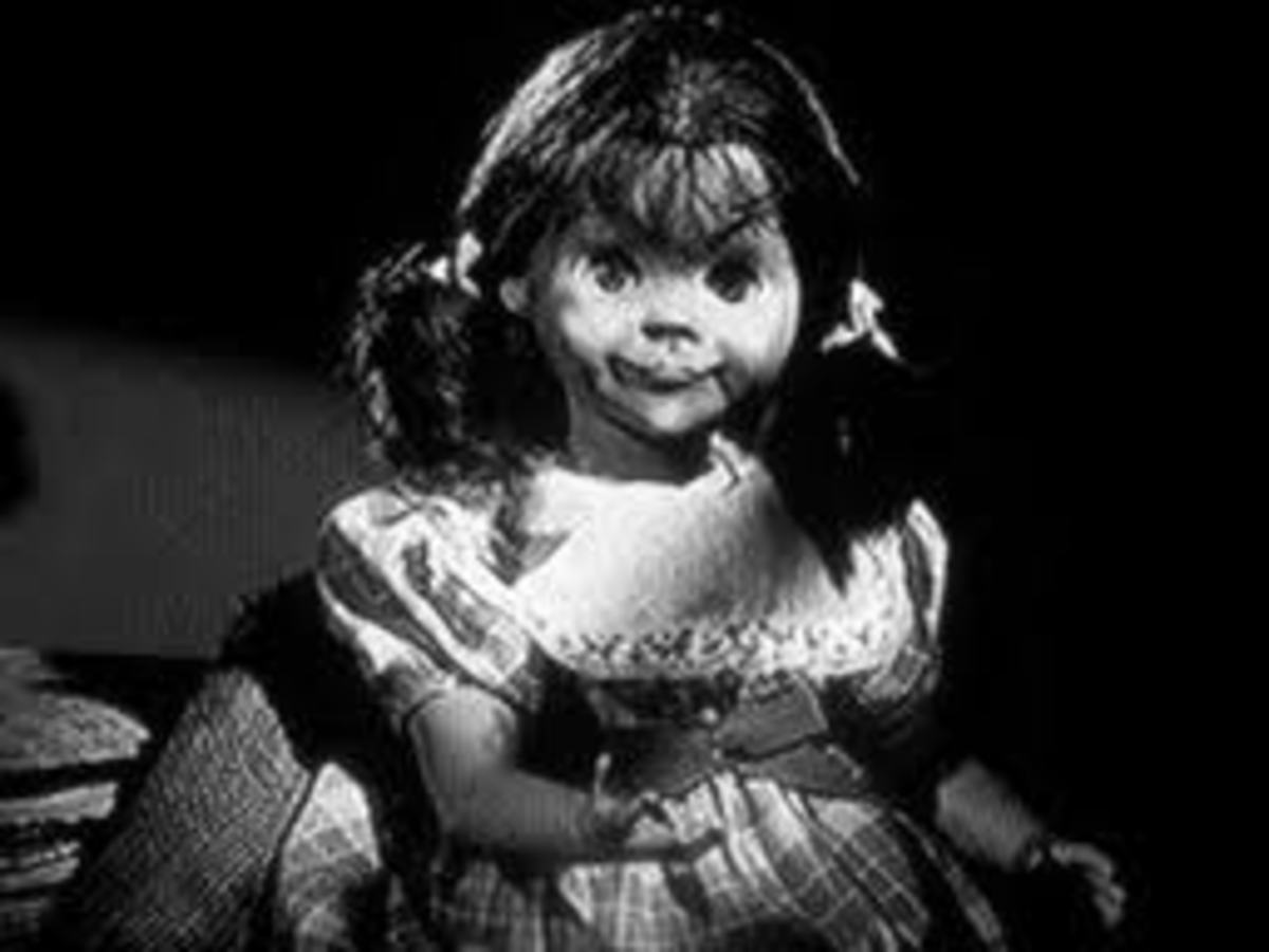Three Real Cases of Haunted Dolls