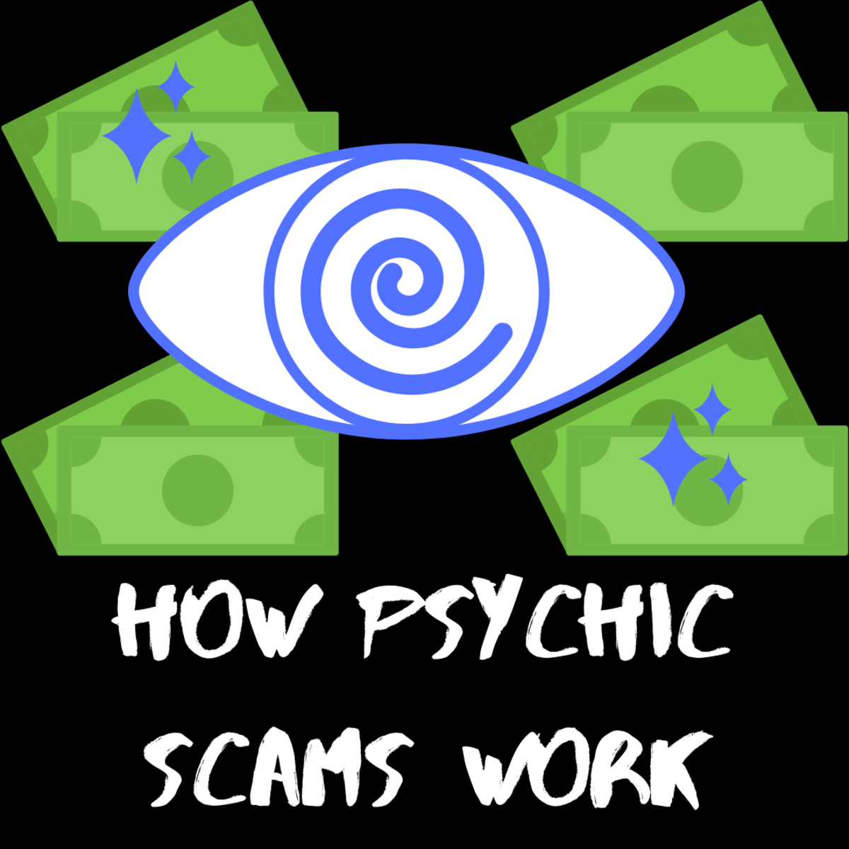 Read on to learn how psychic scams work.