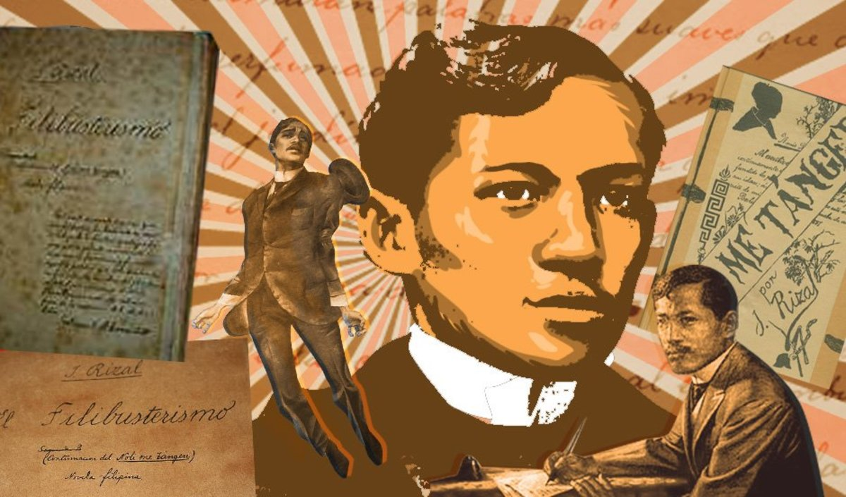 Noli Me Tangere and El Filibusterismo by Dr. Jose P. Rizal