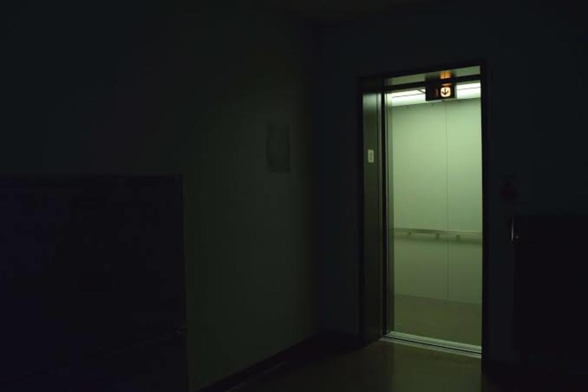 The Elevator, A Short Horror Story