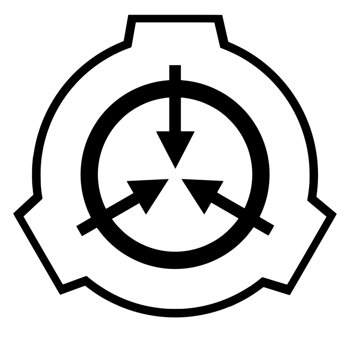 Logo of the SCP Foundation