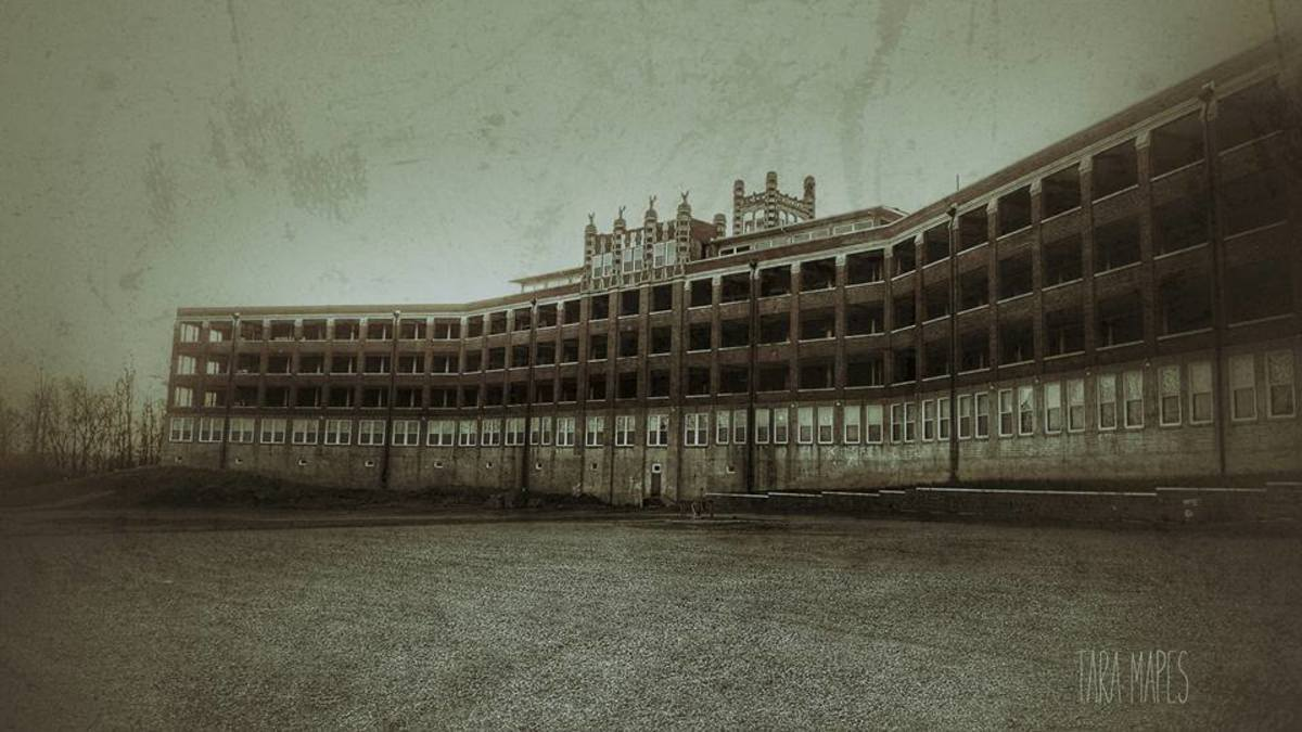 Waverly Hills Sanatorium: A Tour of the Most Haunted Place in America