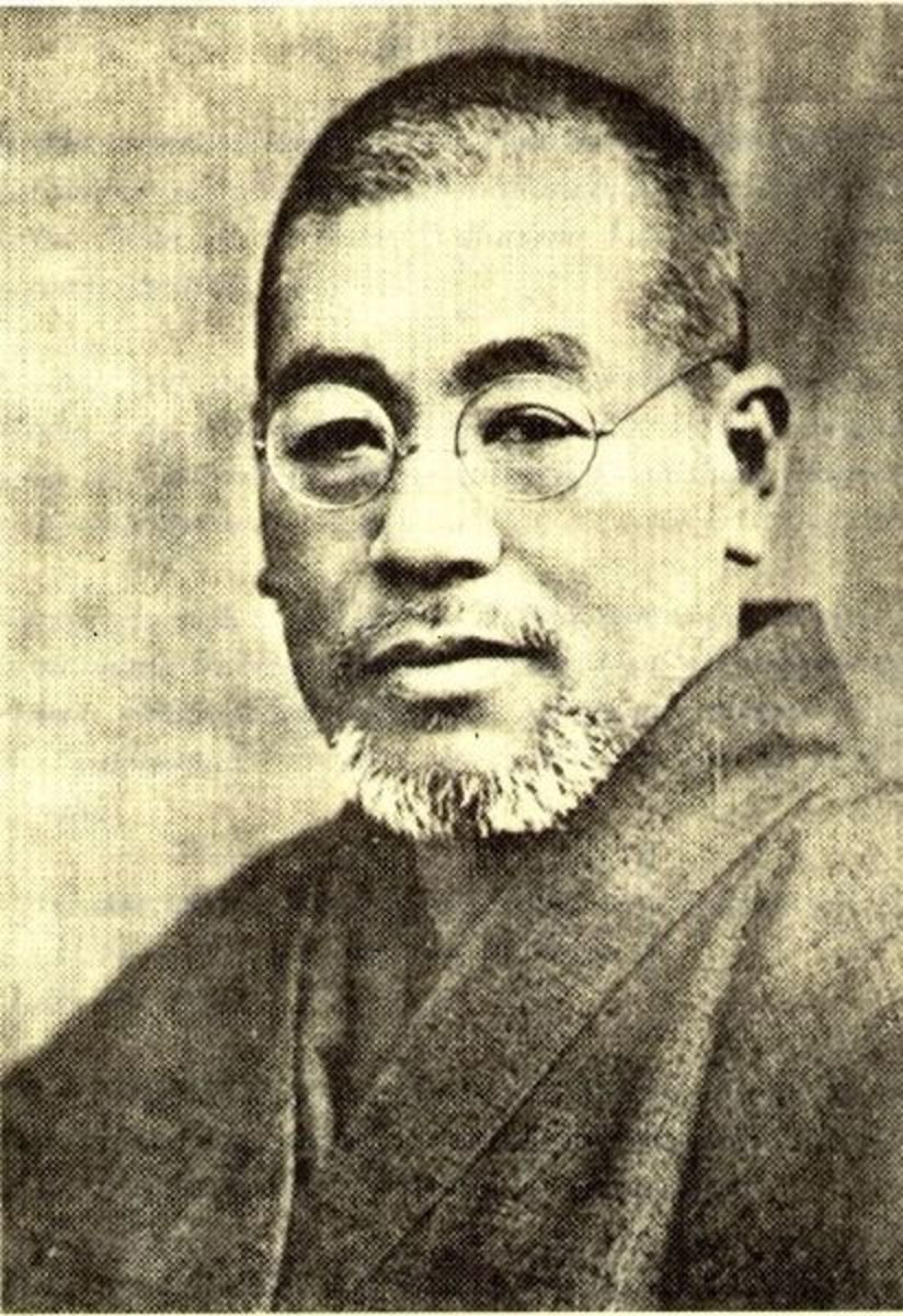 Mikao Usui - The founder of Reiki