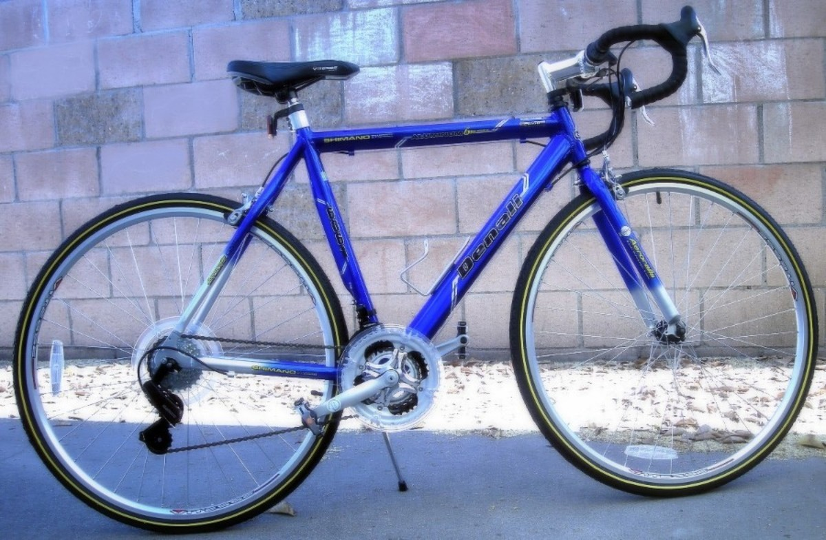 GMC Denali Road Bike - A Balanced Look
