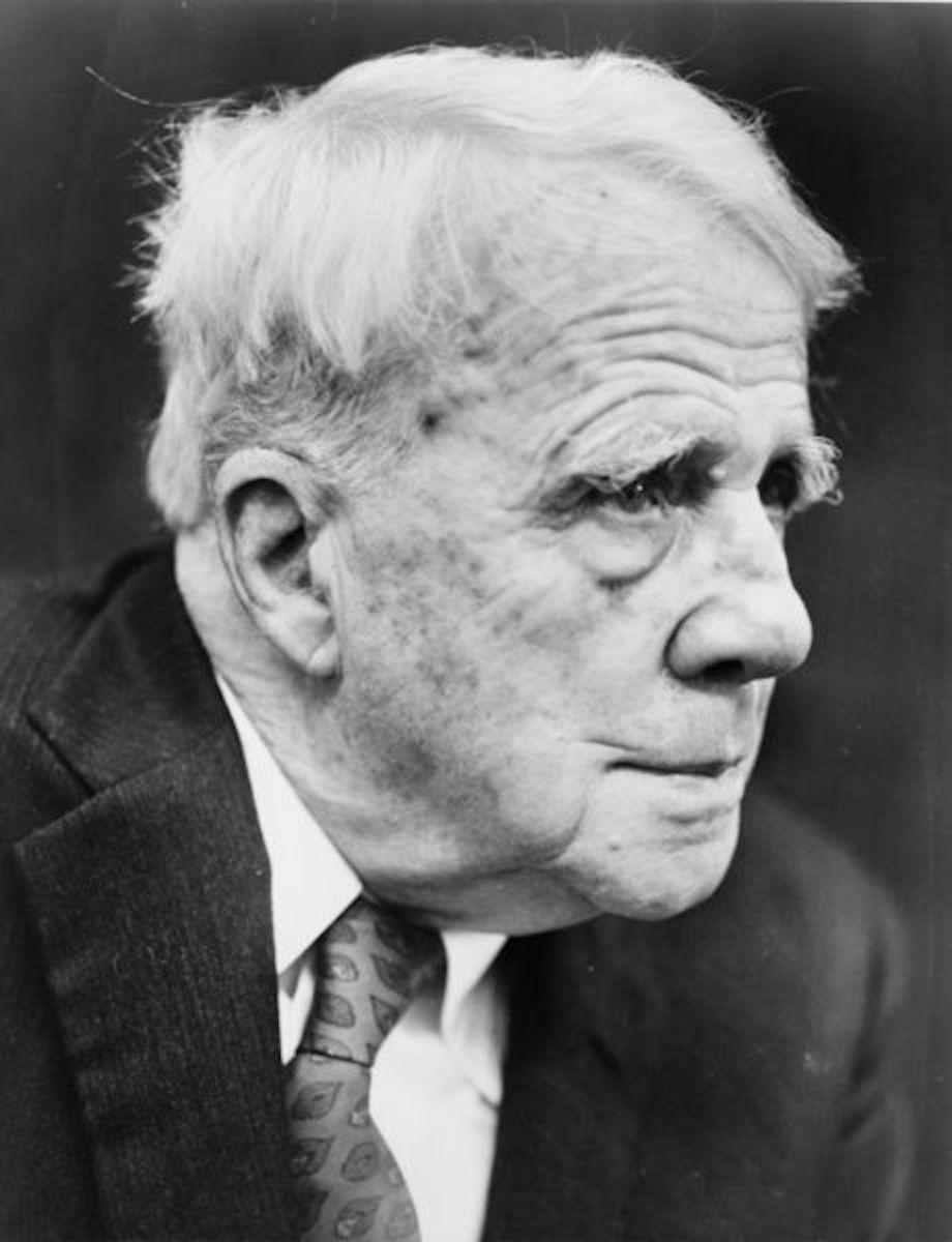 """Robert Frost's """"God's Garden"""""""