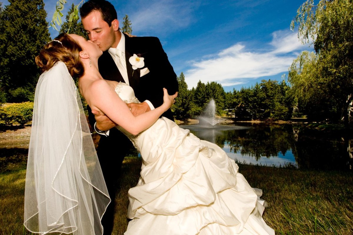 Tips for Safely Restoring an Aged or Stained Wedding Dress or Gown ...