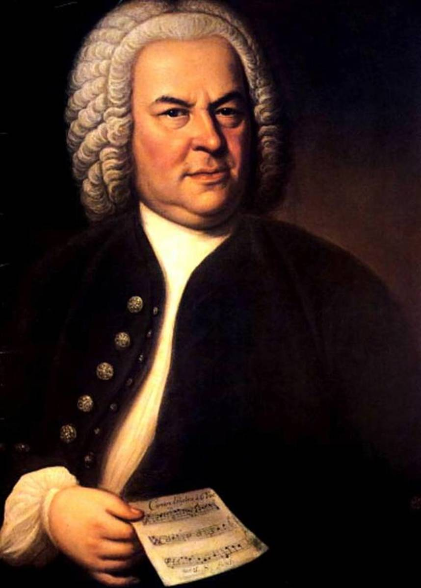 Bach's Brandenburg Concerti I, II and III, BWV 1046-1048