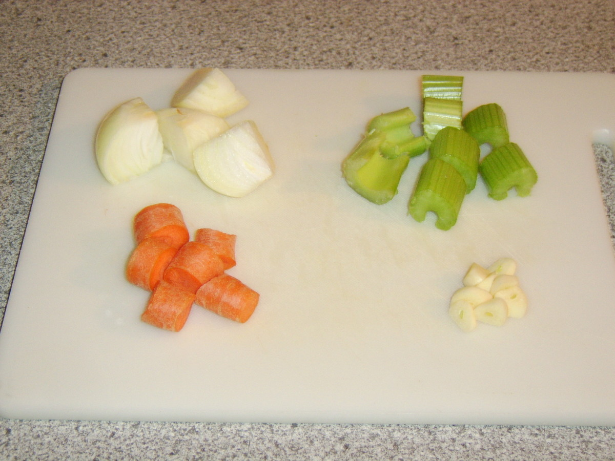 How to Make Healthy Chicken Stock