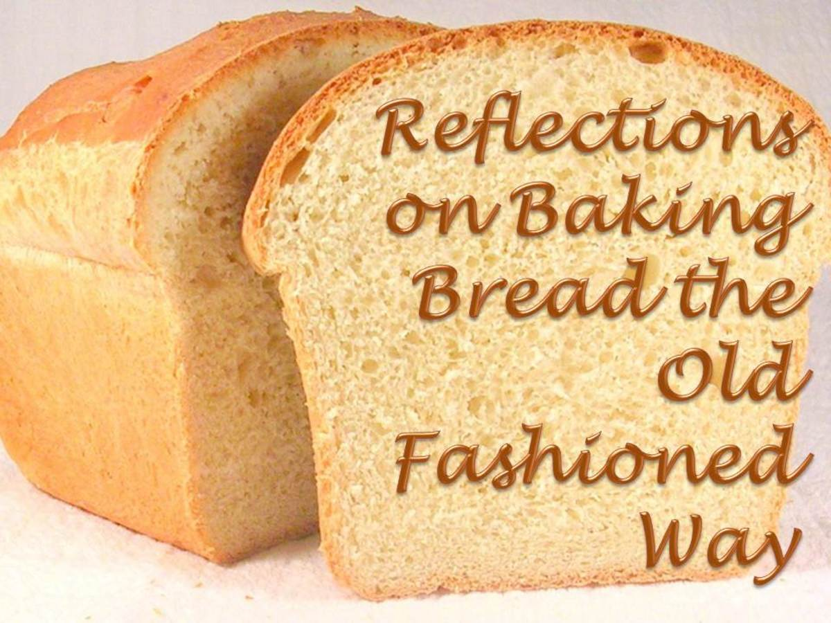Making Bread the Old-Fashioned Way: Getting Back to Basics