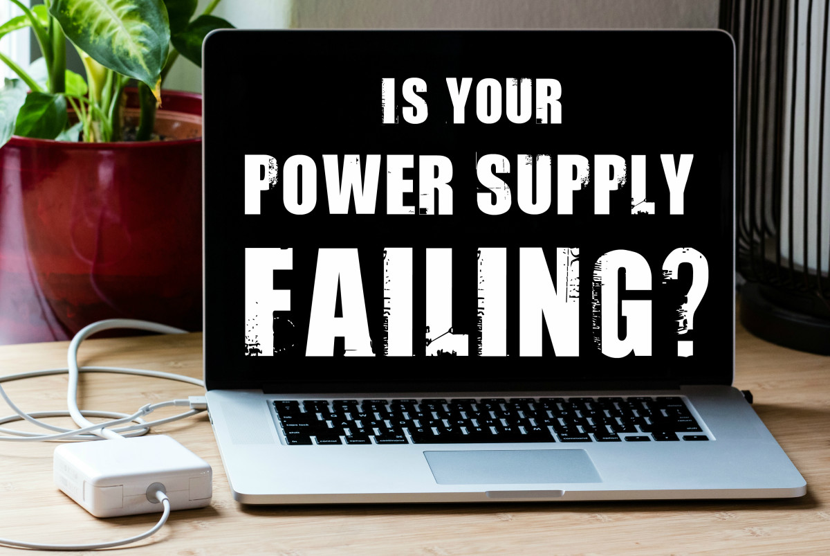 How to Know If Your Computer Power Supply (PSU) is Failing | TurboFuture