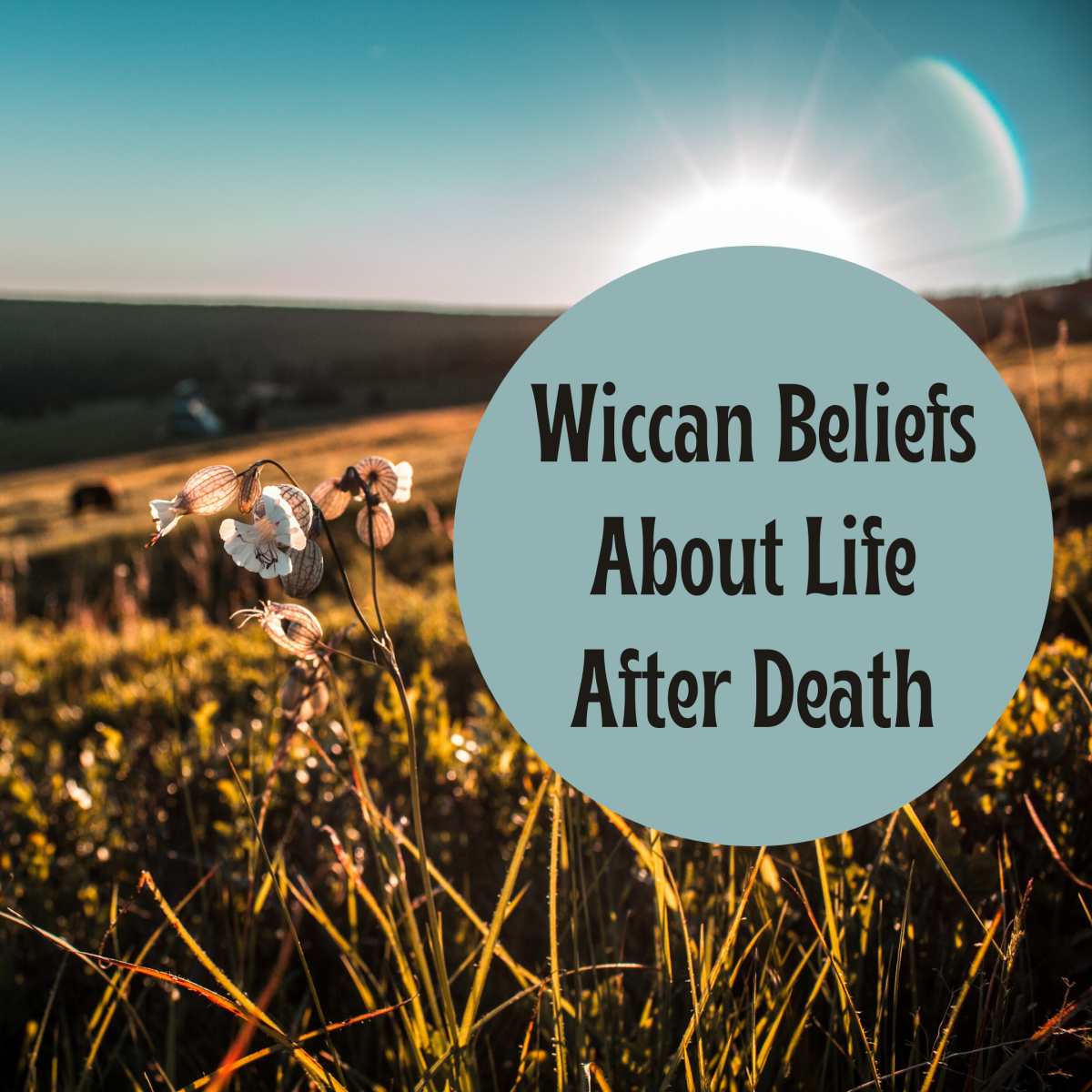 Explore some views on life after death in the Wicca religion.