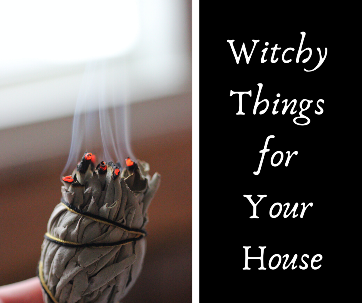These witchy things will make your house a better place.