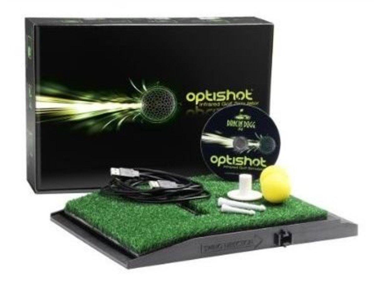 The Optishot set.