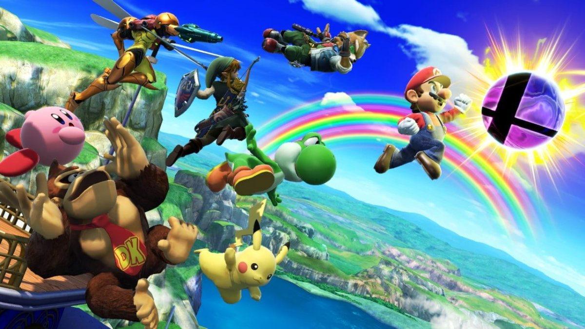 "15 Characters We Want Added to ""Super Smash Bros."""