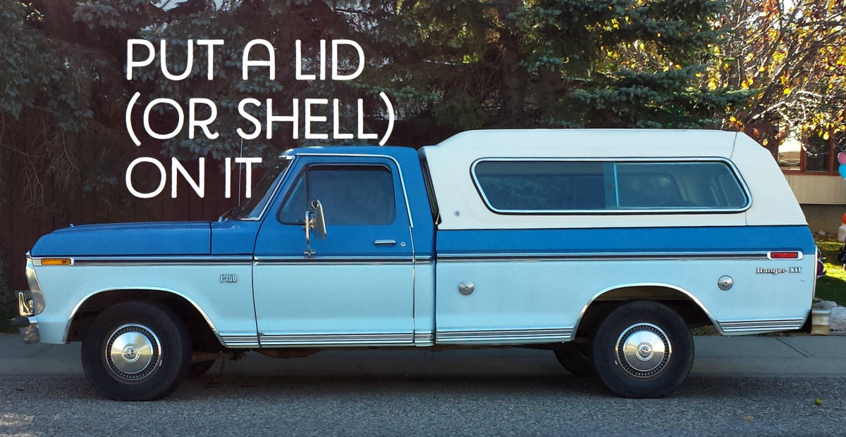 Source & Tips on Buying a Shell or Top for Your New Truck | AxleAddict