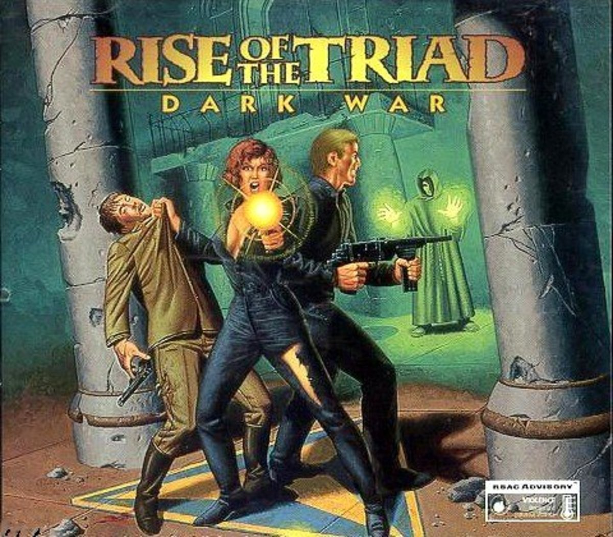 Classic Games Resurrected: Rise of the Triad: Dark War (ROTT)