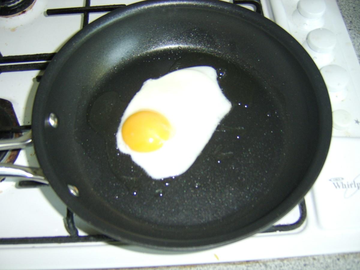 Fried Egg Sunny Side Up