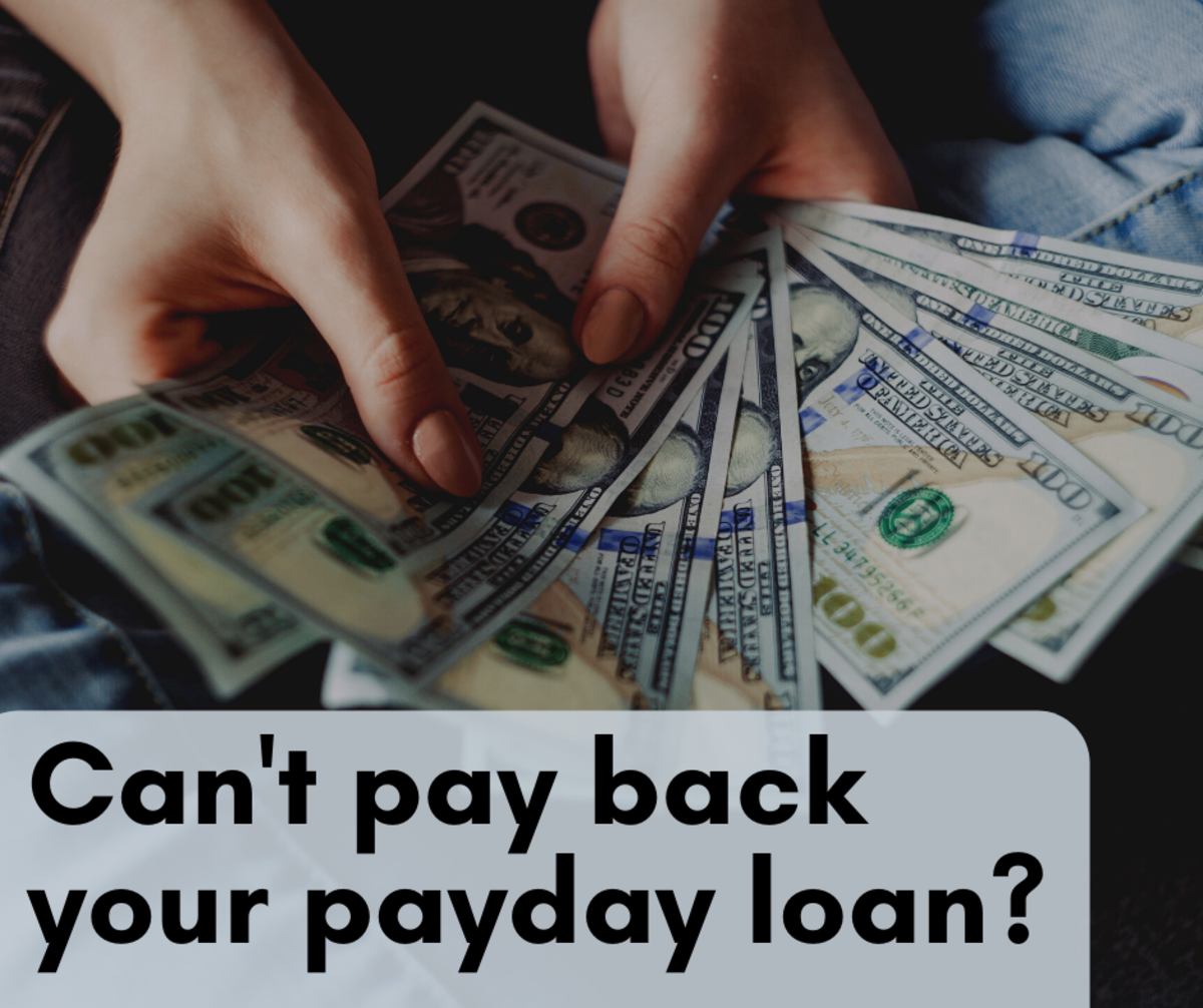 What to Do If You Can't Pay Your Payday Loan