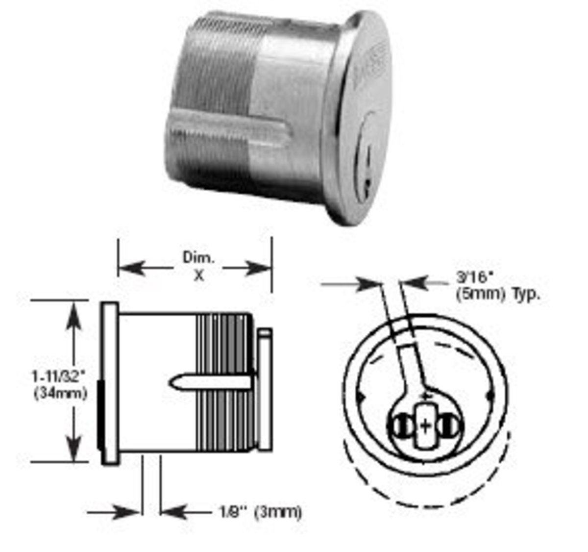 how to change your lock cylinder   dengarden diagram lock thumbturn  dengarden