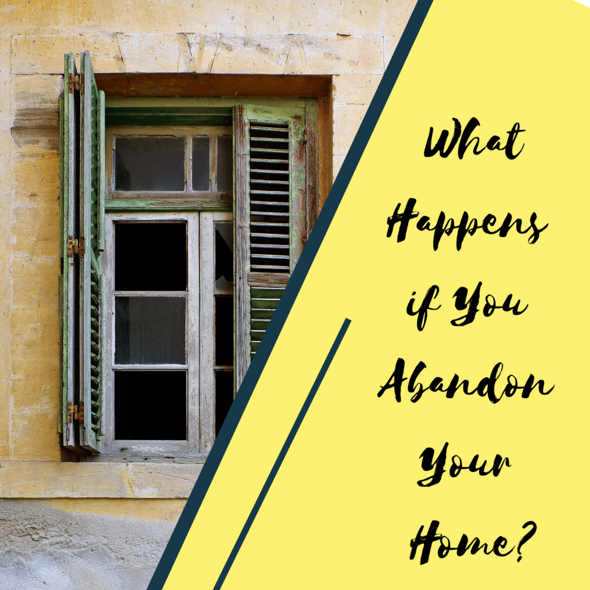 Foreclosing on or abandoning your home can be a difficult time in life. Here's what to do if you need to make this hard decision.