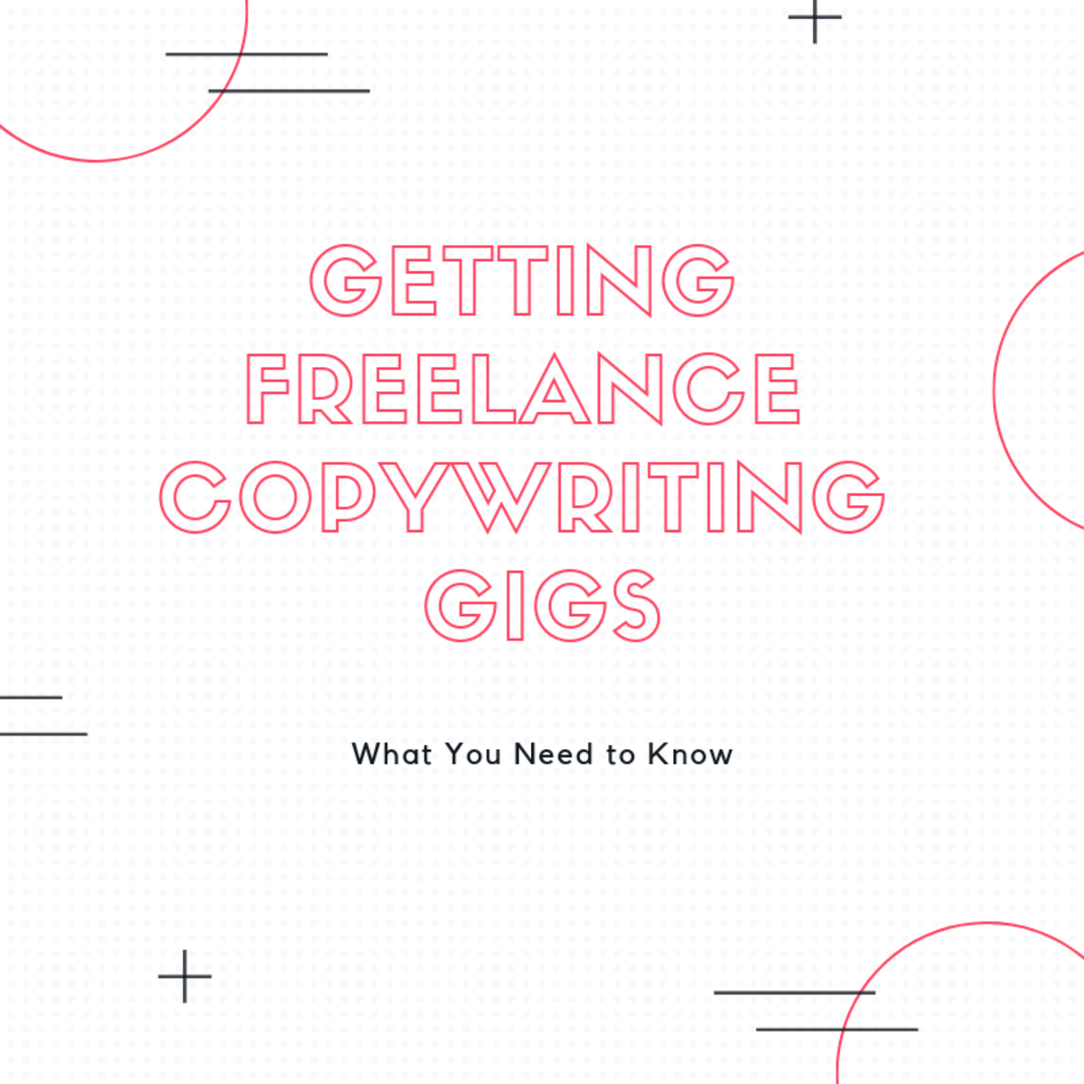 Read on for what you need to know to land that freelance copywriting gig.
