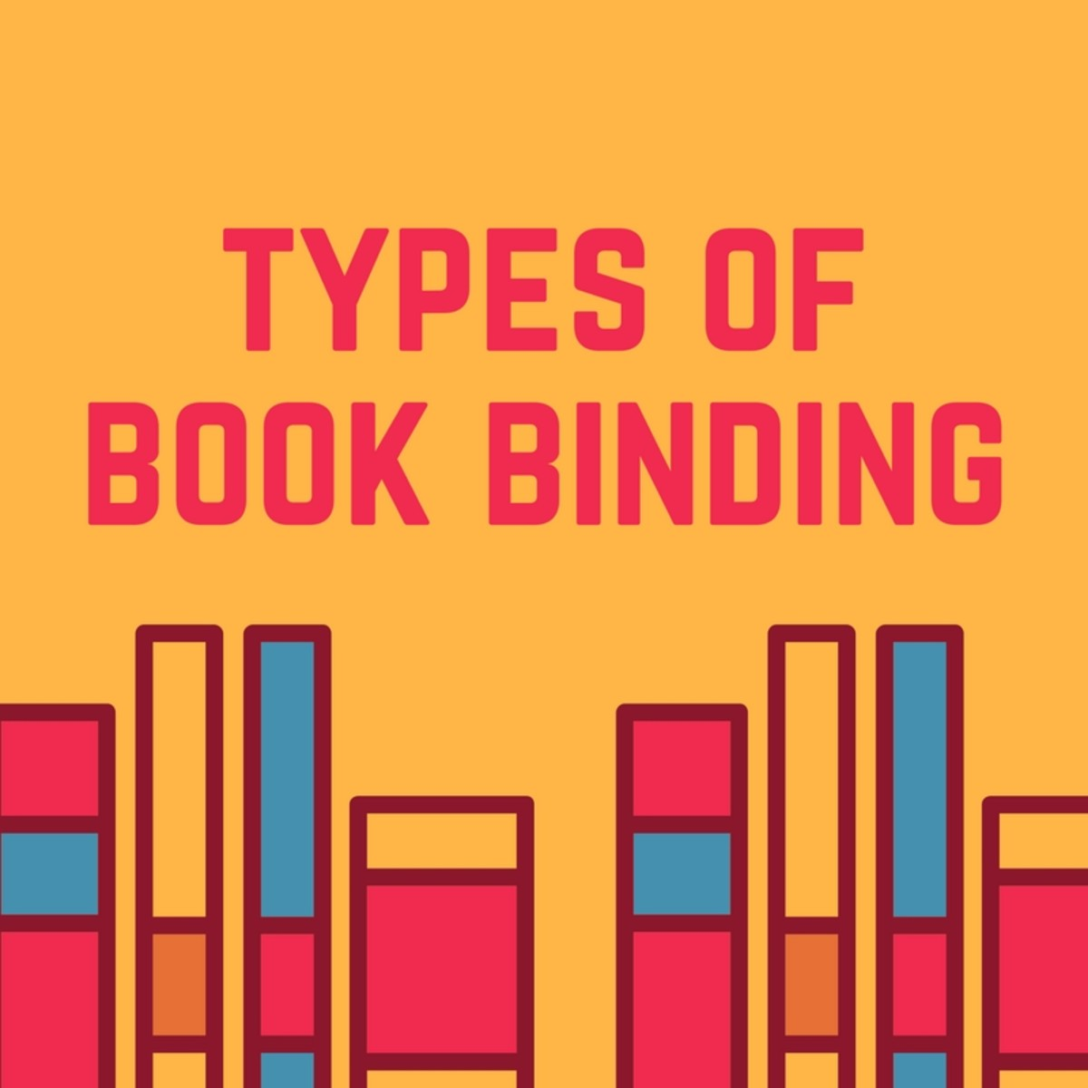 Types of book binding owlcation in solutioingenieria