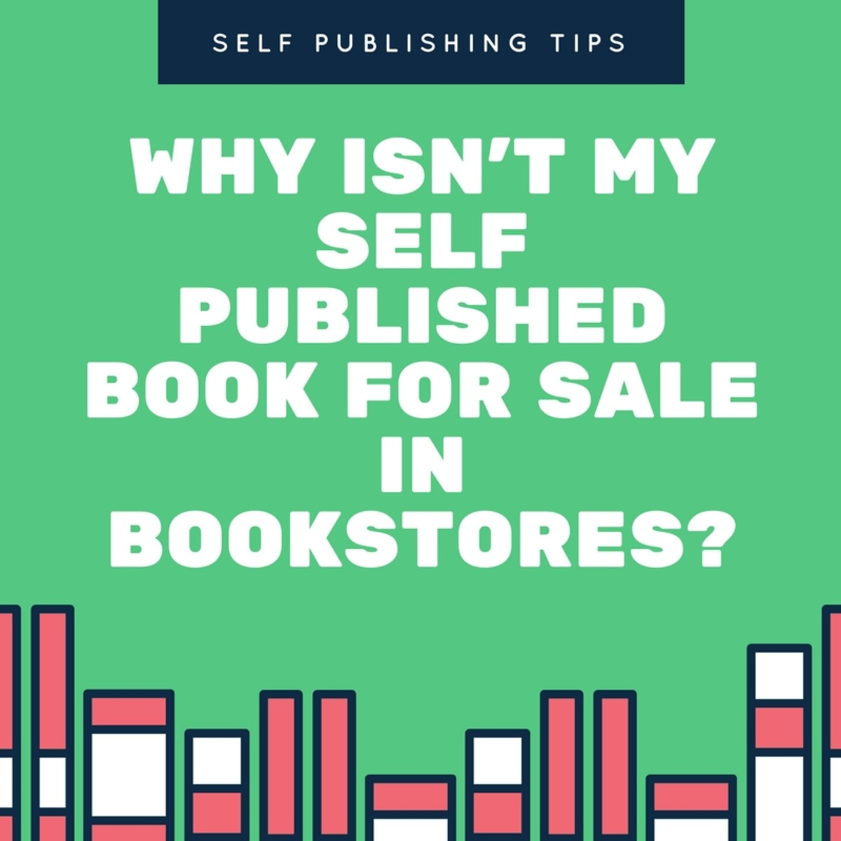 Learn more about the process of gaining retail distribution for self-published books.