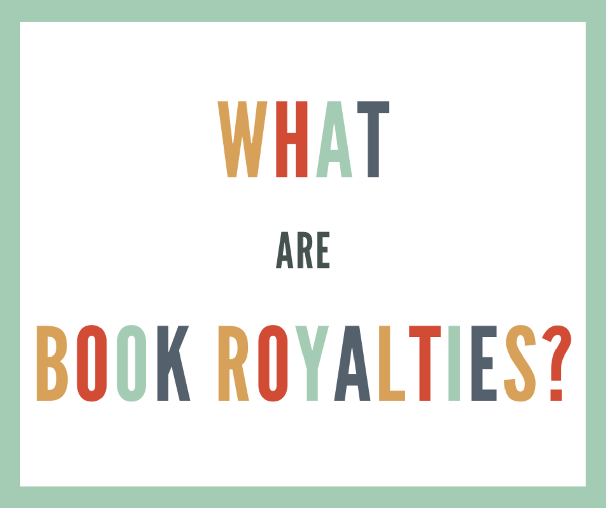 Learn what book royalties are and how they work.