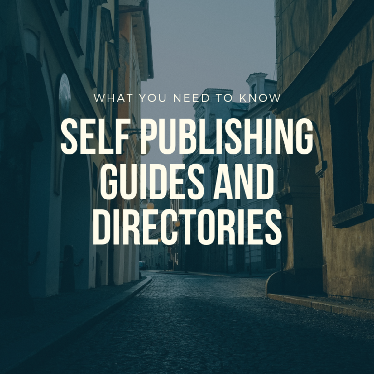 Self Publishing Guides and Directories: What You Need to Know