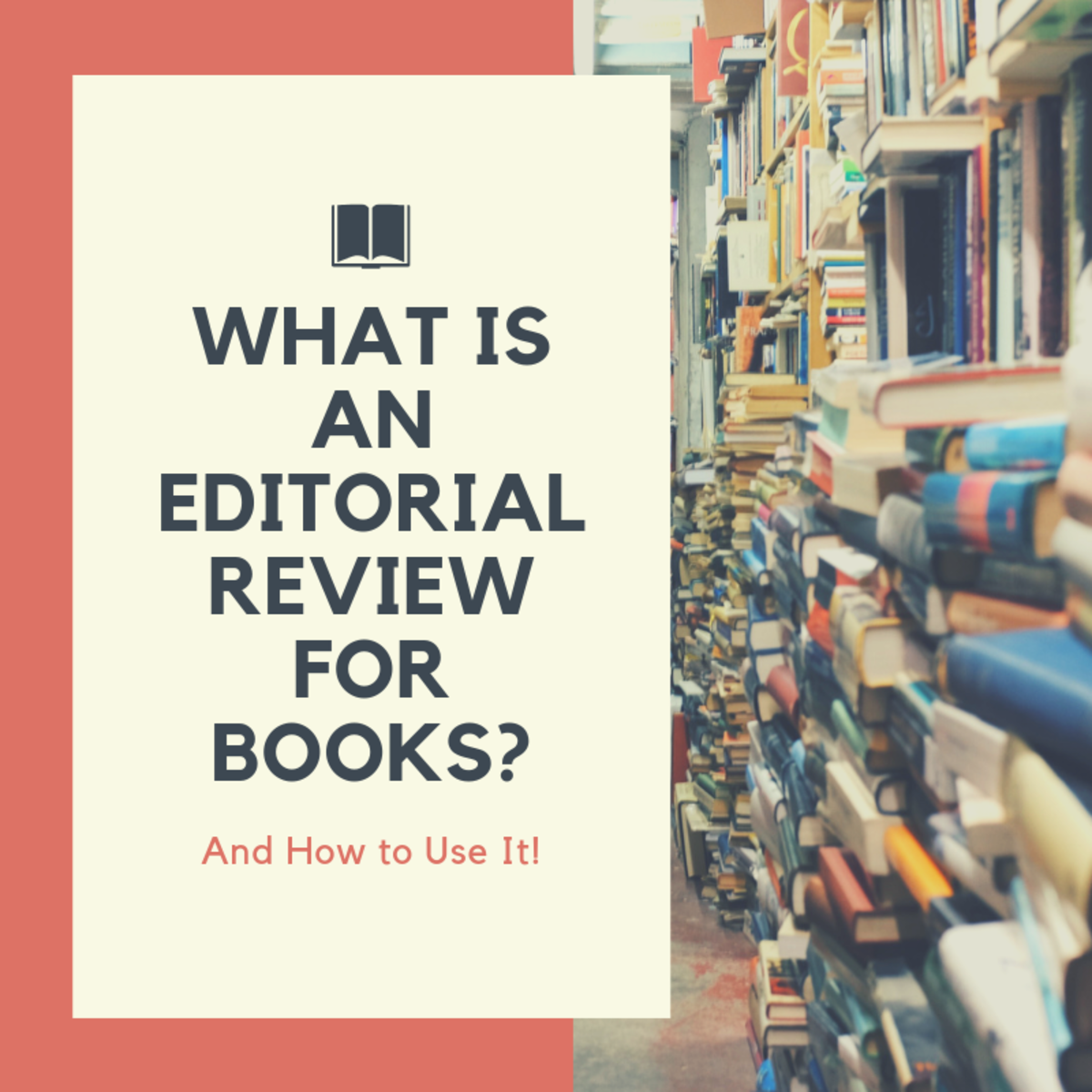 Read on to learn what an editorial review can do for a book!